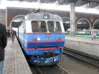 Москва. ЧС2К-739