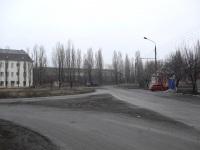 Шахты. Конечная остановка Завод Гидропривод (маршруты троллейбуса №4л, 4п)