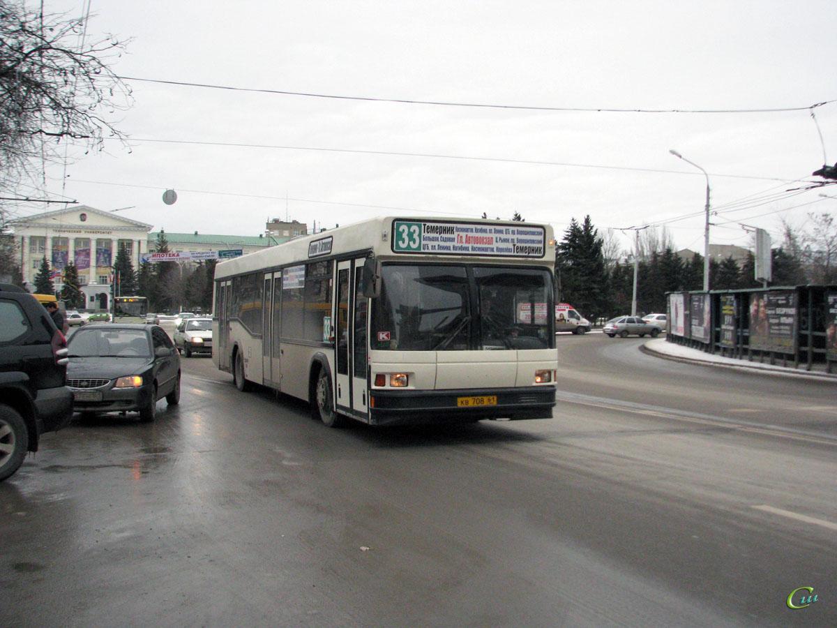 Ростов-на-Дону. МАЗ-103.065 кв708
