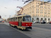 Москва. Tatra T3 (двухдверная) №481