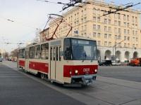 Tatra T6B5 (Tatra T3M) №0001