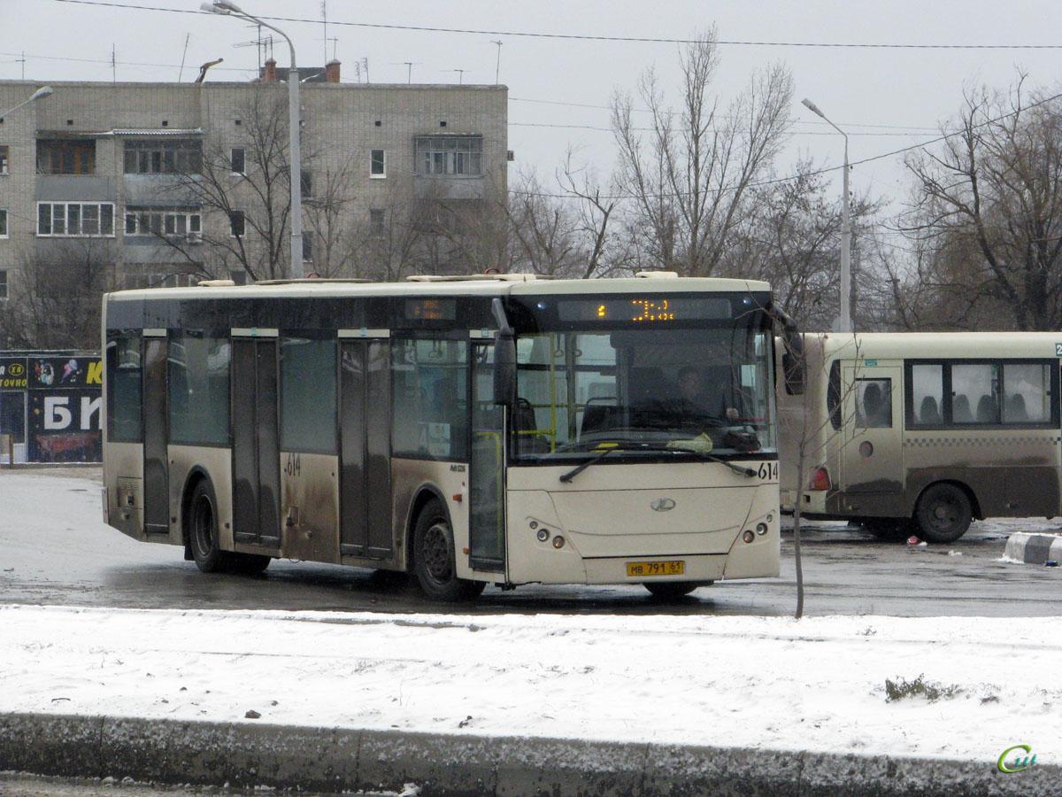 Ростов-на-Дону. РоАЗ-5236 мв791