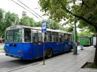 Варна. Škoda 14Tr №173, Mercedes-Benz O345 B 1630 KA