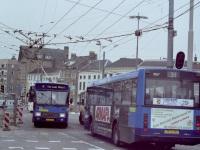 Арнем. DAF B79T-K560 №0148, Volvo B10M-58 VR-01-KV