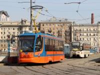 Москва. 71-623-02 (КТМ-23) №4615, 71-619К (КТМ-19К) №4273