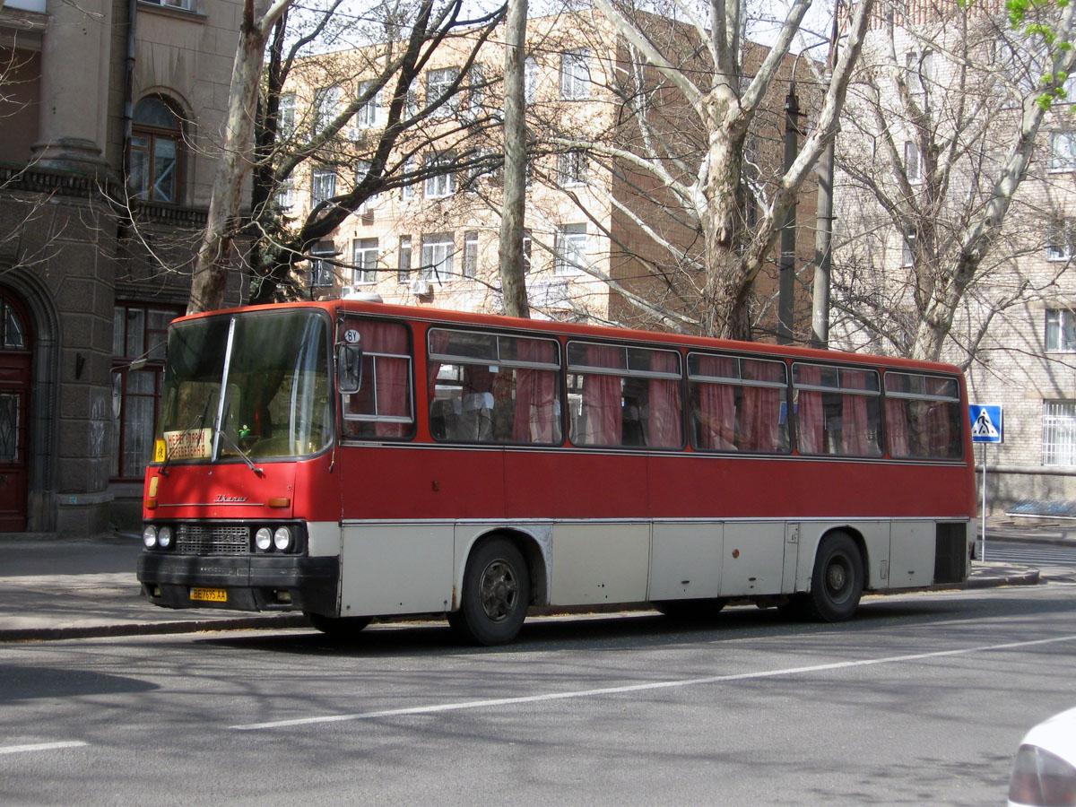 Николаев. Ikarus 256 BE7695AA