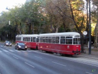 Вена. SGP E1 №4738, Rotax c4 №1373