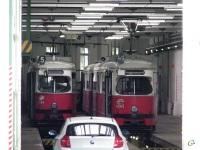 Вена. Lohner E1 №4534, Lohner E1 №4545