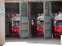 Вена. Lohner E1 №4549, SGP E1 №4729, Lohner E1 №4540