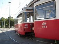 Вена. SGP E2 №4040, Bombardier c5 №1453