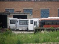 Сухиничи. SsangYong TransStar к443ек, Daewoo BS106 аа807, КАвЗ-4235 к405ха, Kia Granbird ав768