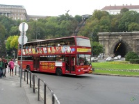Будапешт. MAN SD202 FLX-601