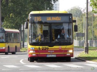 Варшава. MAN A23 Lion's City NG363 WR 85220