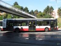 Прага. Renault Agora S/Karosa Citybus 12M ABA 89-18