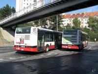 Прага. Irisbus Agora S/Citybus 12M 4A1 9699, Renault Agora S/Karosa Citybus 12M ABA 89-18