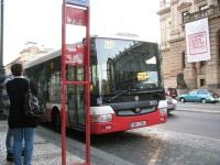 Прага. SOR NB 12 1AM 2354