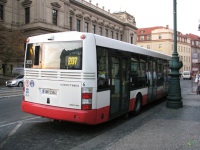Прага. SOR NB 12 1AM 2354