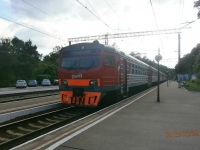 Калининград. ЭР2К-527