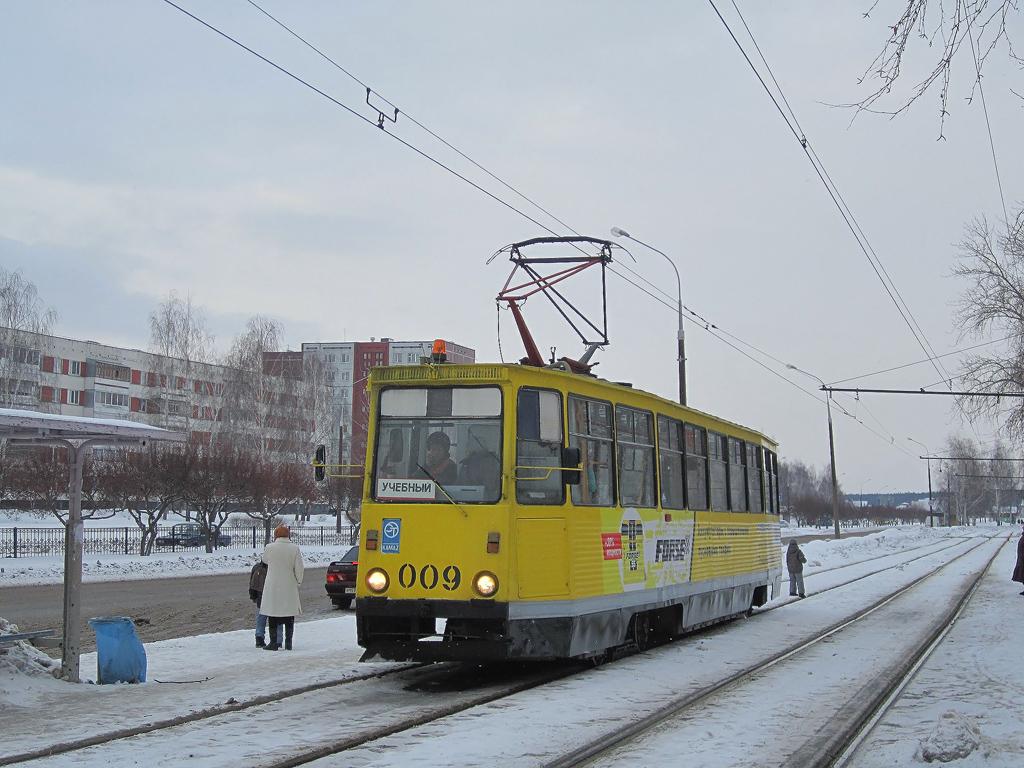 Набережные Челны. 71-605 (КТМ-5) №009