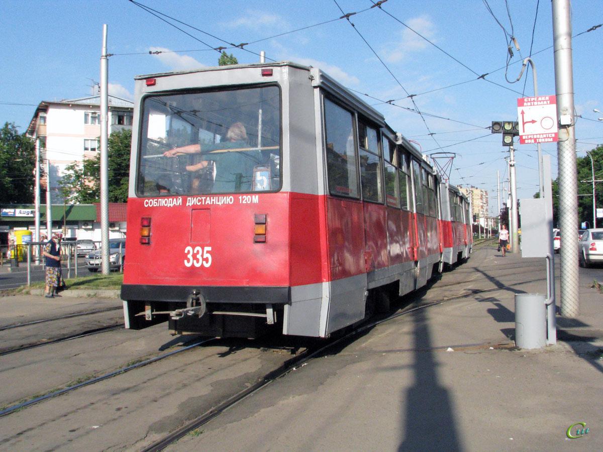 Краснодар. 71-605 (КТМ-5) №335