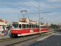 Прага. Tatra T3 №8546, Tatra T3 №8547