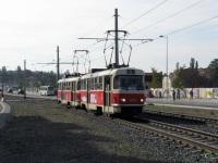 Прага. Tatra T3 №8102
