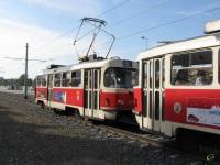 Прага. Tatra T3 №8091