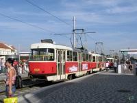 Прага. Tatra T3 №8331, Tatra T3 №8330