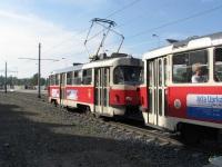 Прага. Tatra T3SUCS №7046, Tatra T3SUCS №7027