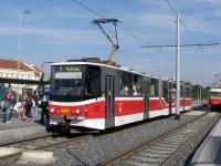 Прага. Tatra KT8D5 №9052