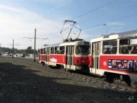 Прага. Tatra T3SUCS №7157