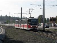 Прага. Tatra KT8D5 №9063