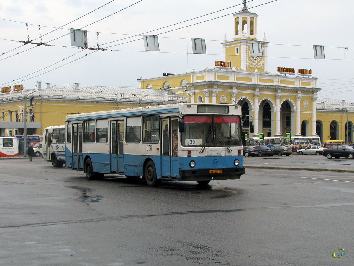 Ярославль. ЛиАЗ-5256 ак477