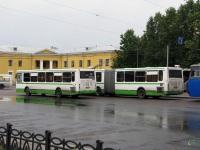 Ярославль. ЛиАЗ-5256 ве486, ЛиАЗ-6212.00 ве808