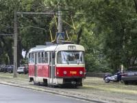 Одесса. Tatra T3SUCS №7056