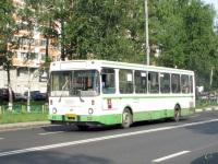 Москва. ЛиАЗ-5256.25 вв649
