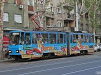 Белград. Tatra KT4 №374
