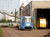 Санкт-Петербург. ТС-33В №ПМ-31, ЛМ-68М №ГСВ-19