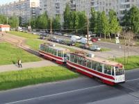 Санкт-Петербург. ЛМ-68М №5681, ЛМ-68М №5448