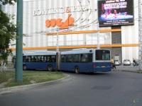 Будапешт. Volvo 7700A FLR-707