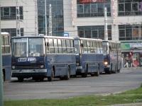 Будапешт. Ikarus 260 BPO-135