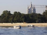 Санкт-Петербург. Аквабус
