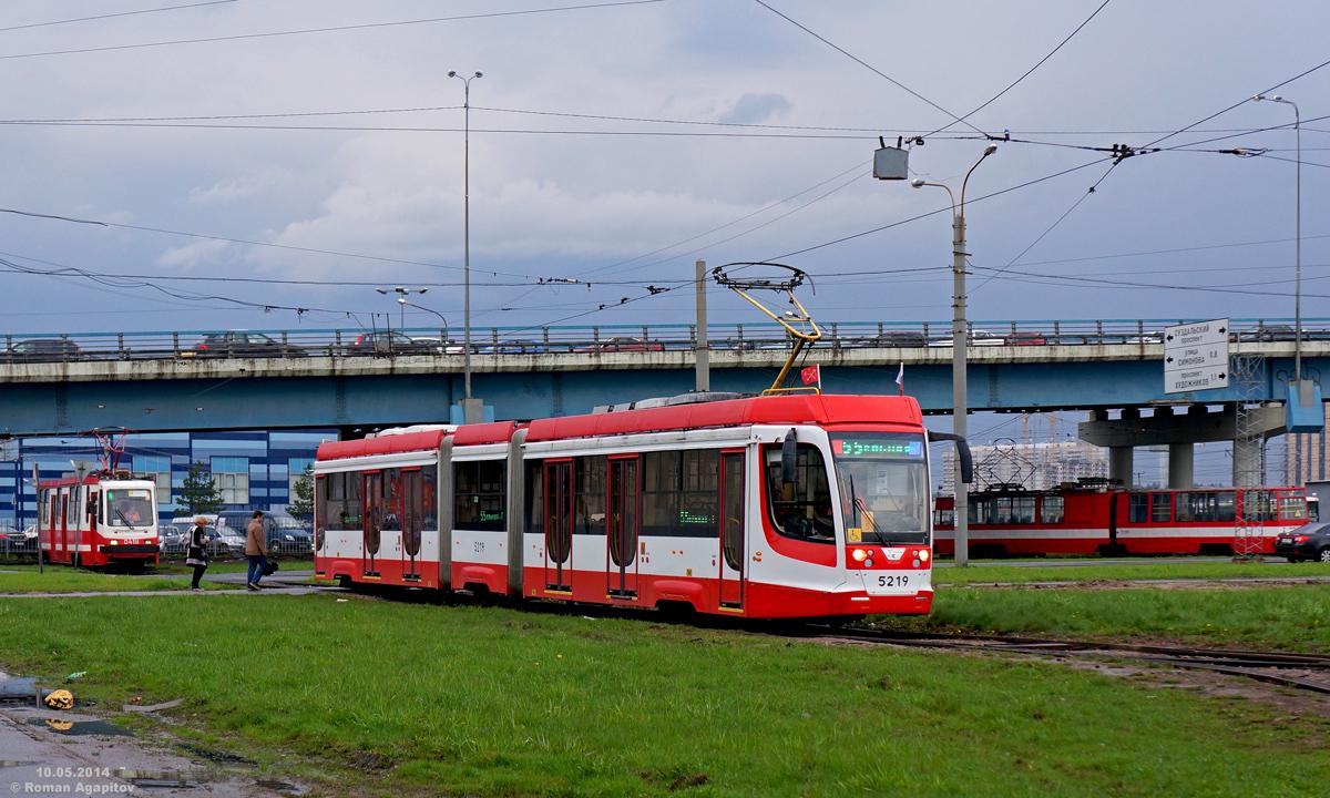 Санкт-Петербург. 71-631 (КТМ-31) №5219