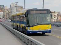 Белград. Solaris Urbino 18 BG 737-HA