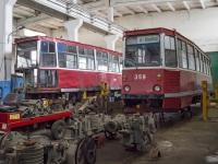 Витебск. 71-605А (КТМ-5А) №507, 71-605 (КТМ-5) №359