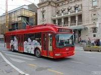 Белград. Троллейбус АКСМ-32100С Сябар №2037, маршрут 22