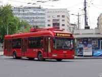 Белград. Троллейбус АКСМ-32100С Сябар №2002, маршрут 22