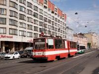 Санкт-Петербург. ЛВС-86К №1024