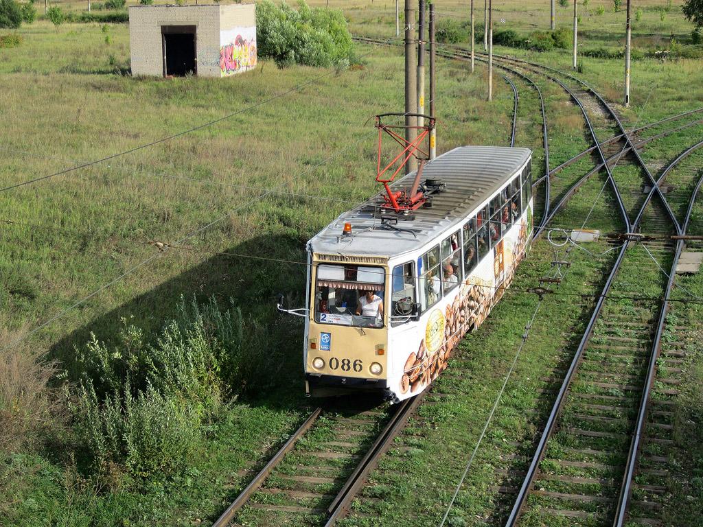 Набережные Челны. 71-605 (КТМ-5) №086