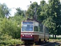Санкт-Петербург. ЛВС-86К №8187